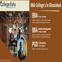 BBA Colleges in Ghaziabad  BBA Admission Open  College Disha